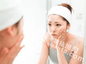 让皮肤变白的肌肤习惯和祛斑小窍门