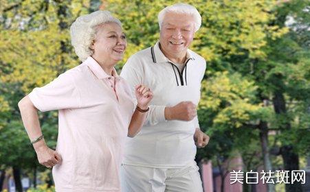正确的去除老年斑方法